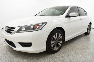 2014 Used Honda Accord Coupe 2dr I4 CVT EX at Auto Outlet Serving