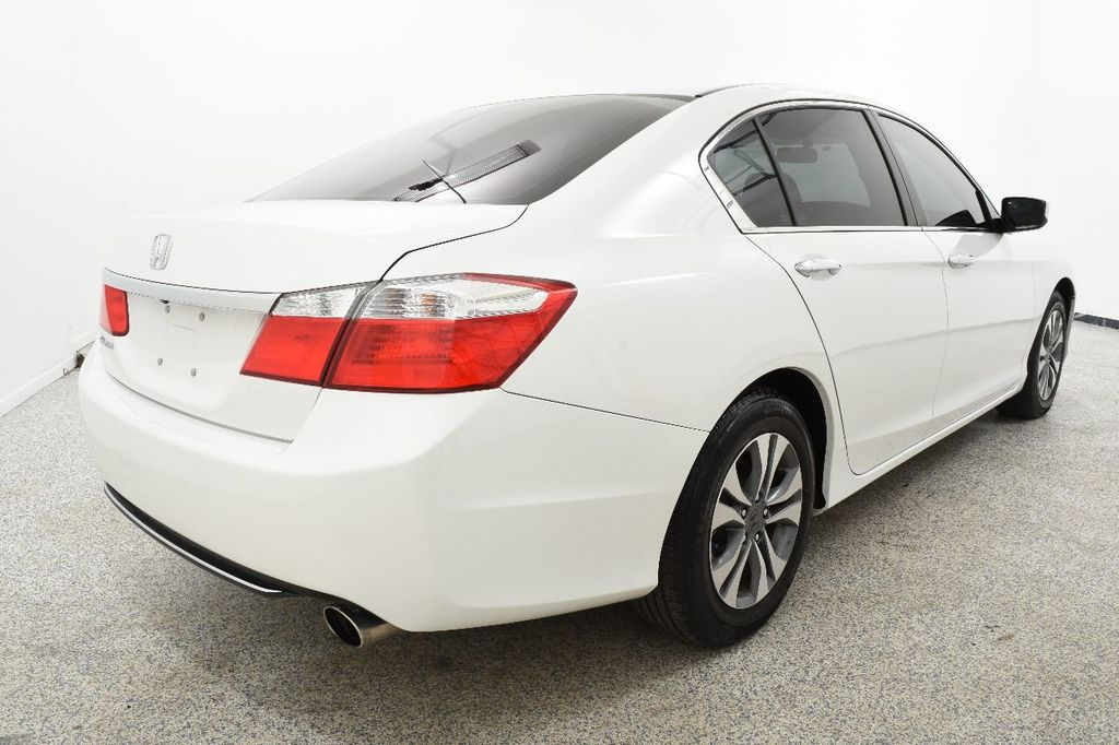 2015 Honda Accord Sedan 4dr I4 CVT LX - 17302226 - 10