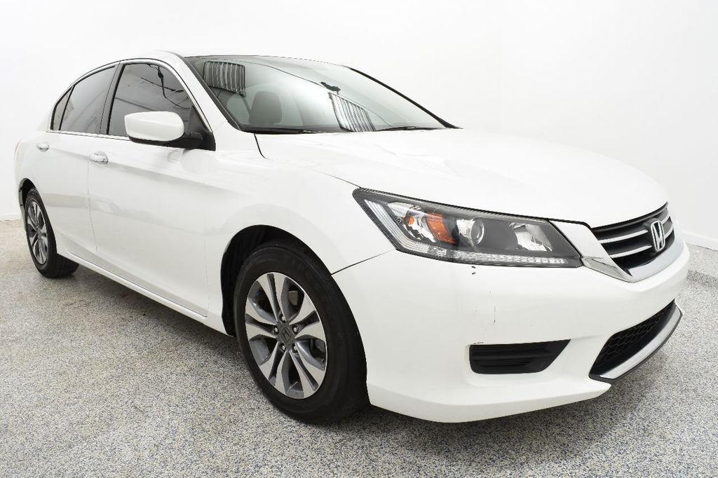 2015 Honda Accord Sedan 4dr I4 CVT LX - 17302226 - 1