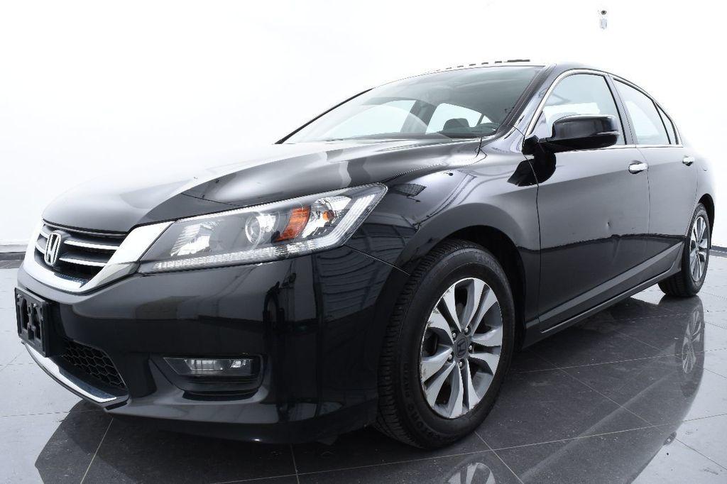 2015 Honda Accord Sedan 4dr I4 CVT LX - 17497701 - 0