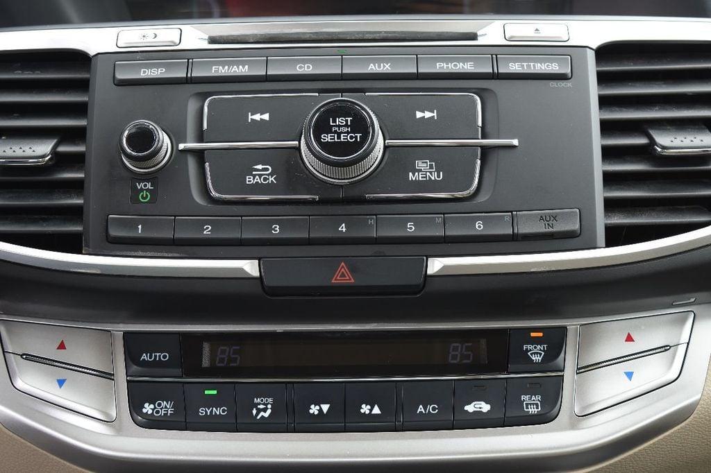 2015 Honda Accord Sedan 4dr I4 CVT LX - 17497701 - 30