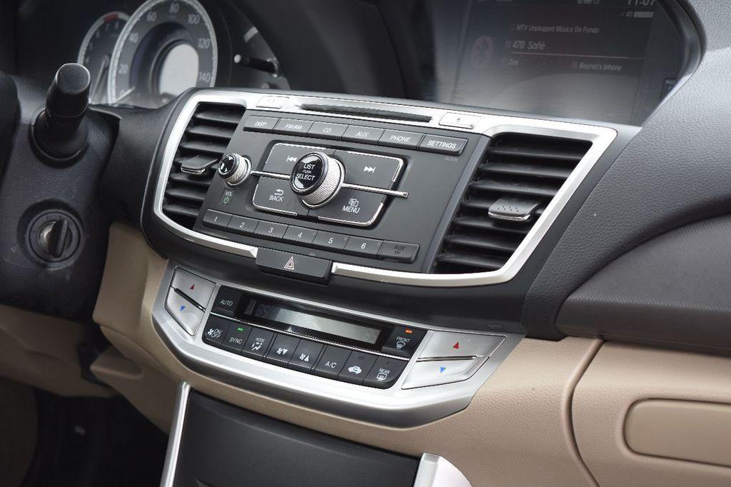 2015 Honda Accord Sedan 4dr I4 CVT LX - 17497701 - 33