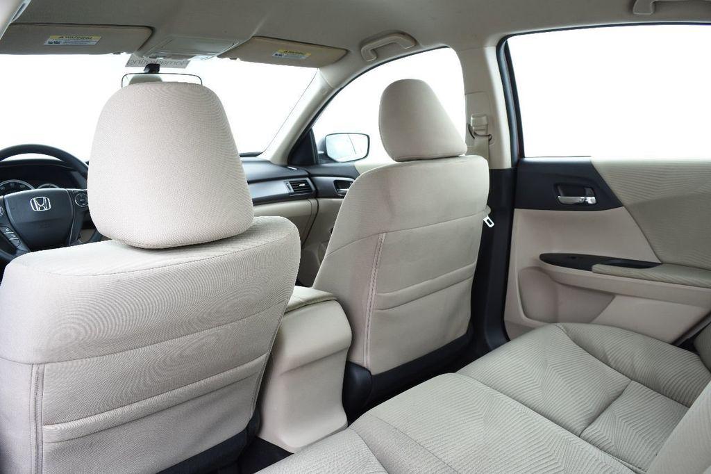 2015 Honda Accord Sedan 4dr I4 CVT LX - 17497701 - 38