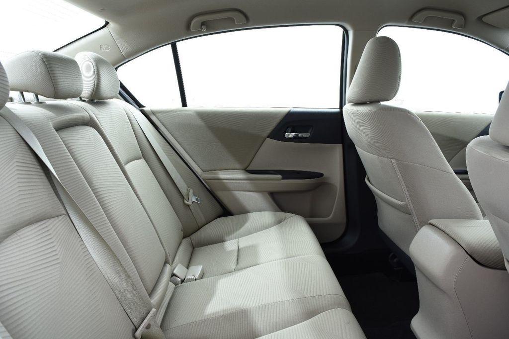 2015 Honda Accord Sedan 4dr I4 CVT LX - 17801170 - 38
