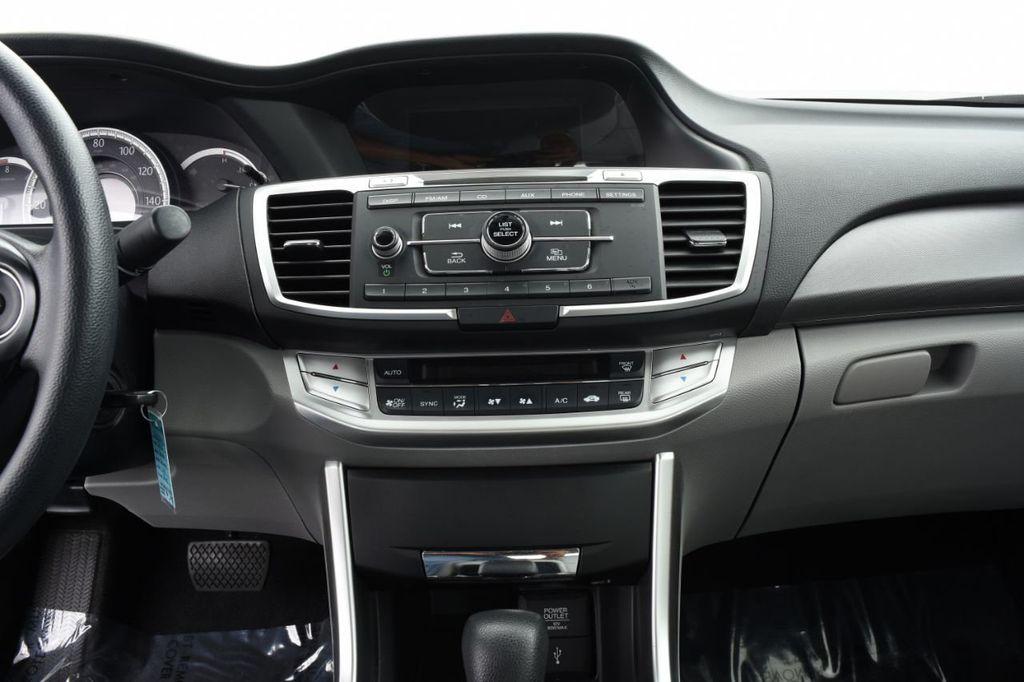 2015 Honda Accord Sedan 4dr I4 CVT LX - 17959214 - 30