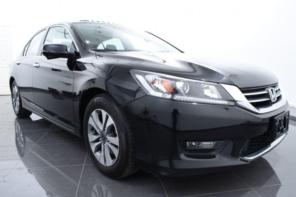 2015 Honda Accord Sedan 4dr I4 CVT LX - 17962581 - 1