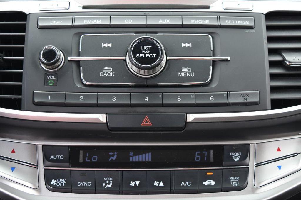 2015 Honda Accord Sedan 4dr I4 CVT LX - 17962581 - 30