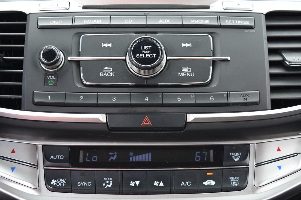 2015 Honda Accord Sedan 4dr I4 CVT LX - 18130566 - 34