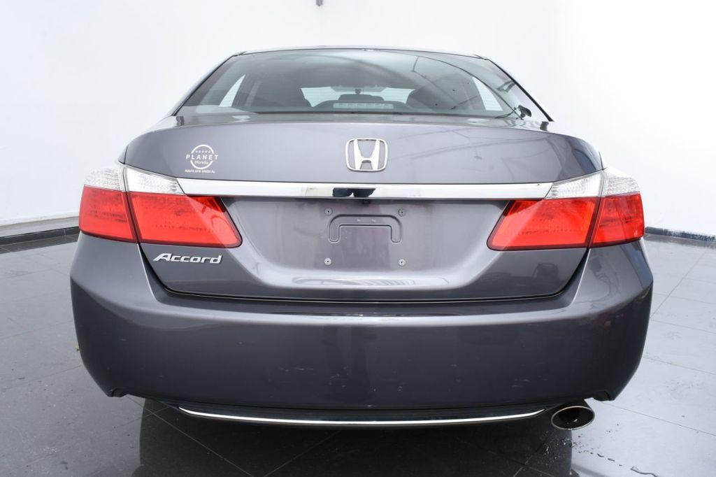 2015 Honda Accord Sedan 4dr I4 CVT LX - 18130566 - 3