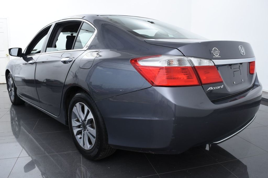 2015 Honda Accord Sedan 4dr I4 CVT LX - 18130566 - 8