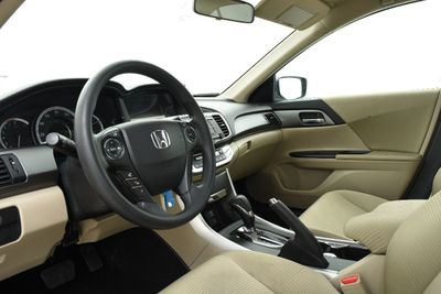 2015 Honda Accord Sedan 4dr I4 CVT LX - Click to see full-size photo viewer