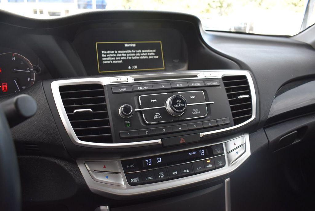2015 Honda Accord Sedan 4dr I4 CVT Sport - 18436038 - 14