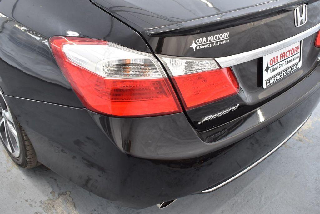 2015 Honda Accord Sedan 4dr I4 CVT Sport - 18436038 - 7