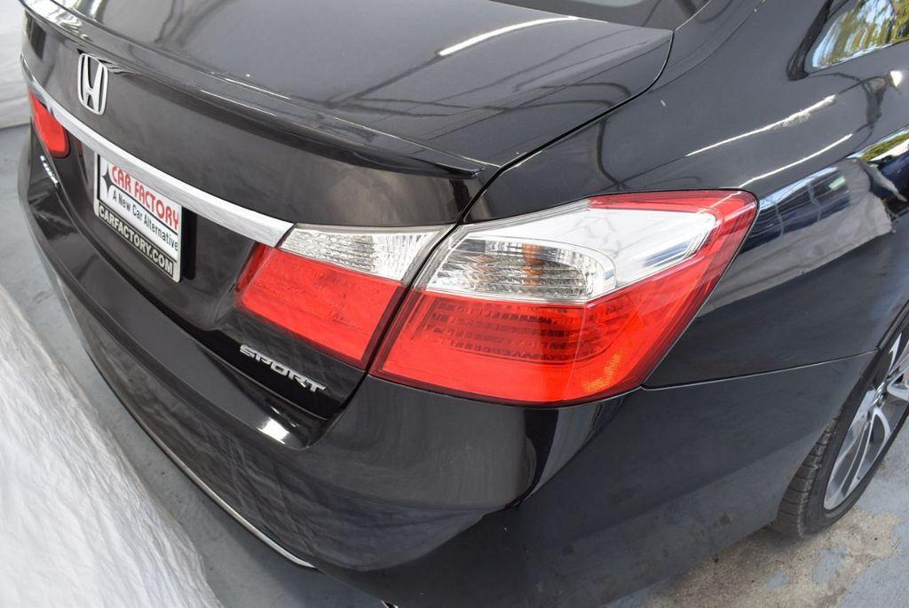 2015 Honda Accord Sedan 4dr I4 CVT Sport - 18436038 - 8