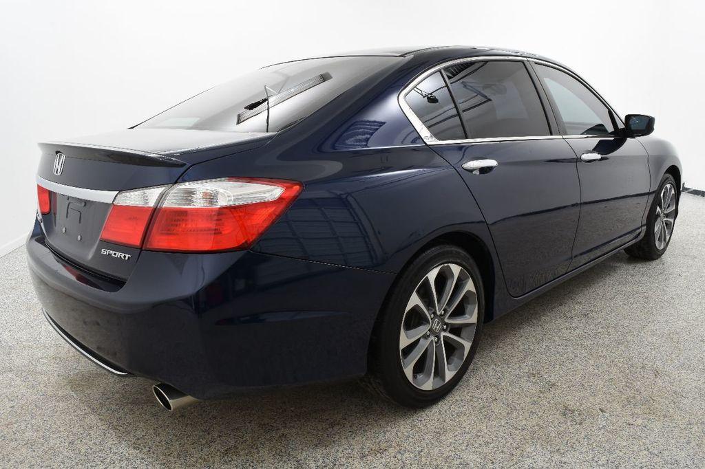 2015 Honda Accord Sedan 4dr I4 CVT Sport - 17263768 - 9