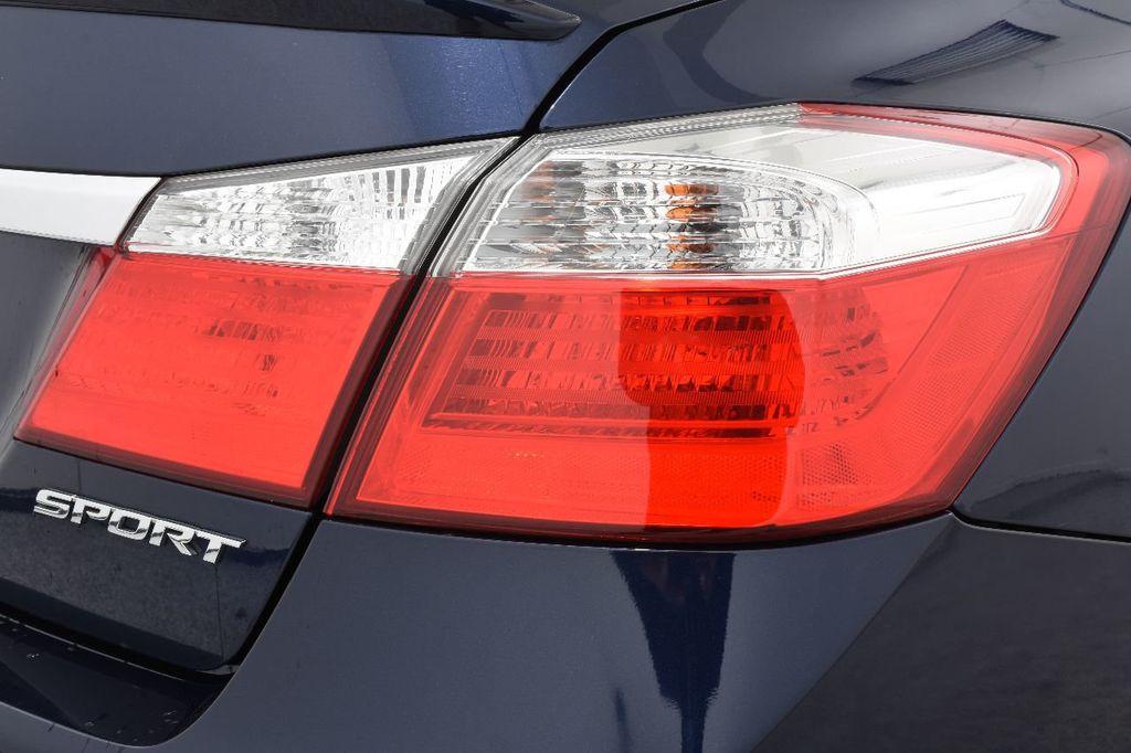 2015 Honda Accord Sedan 4dr I4 CVT Sport - 17263768 - 14