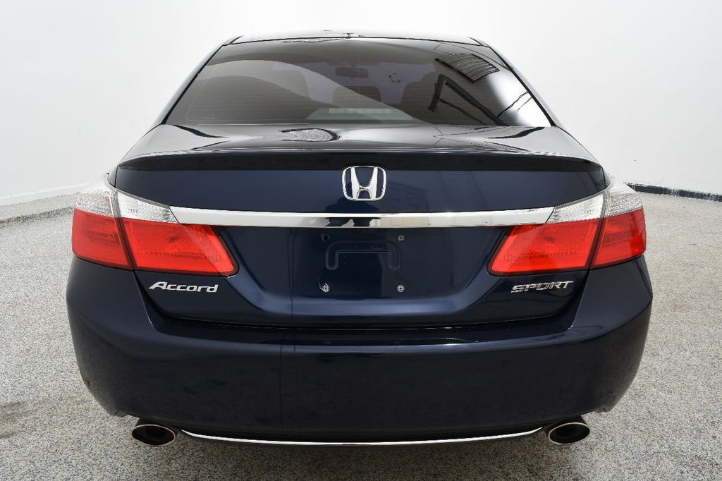 2015 Honda Accord Sedan 4dr I4 CVT Sport - 17263768 - 17