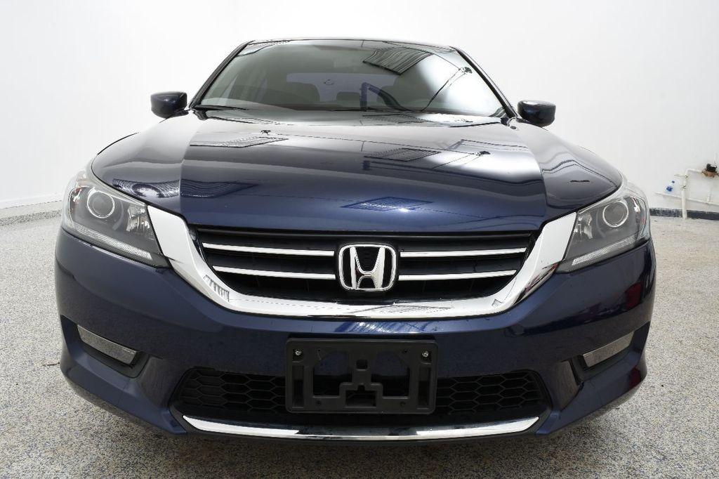 2015 Honda Accord Sedan 4dr I4 CVT Sport - 17263768 - 1