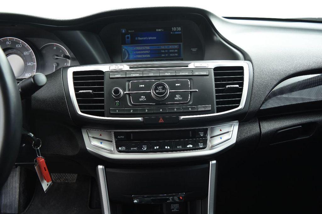 2015 Honda Accord Sedan 4dr I4 CVT Sport - 17263768 - 25