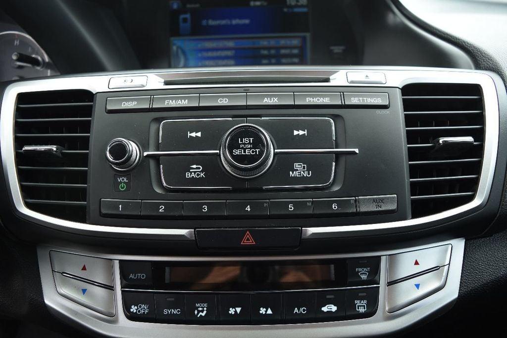 2015 Honda Accord Sedan 4dr I4 CVT Sport - 17263768 - 26