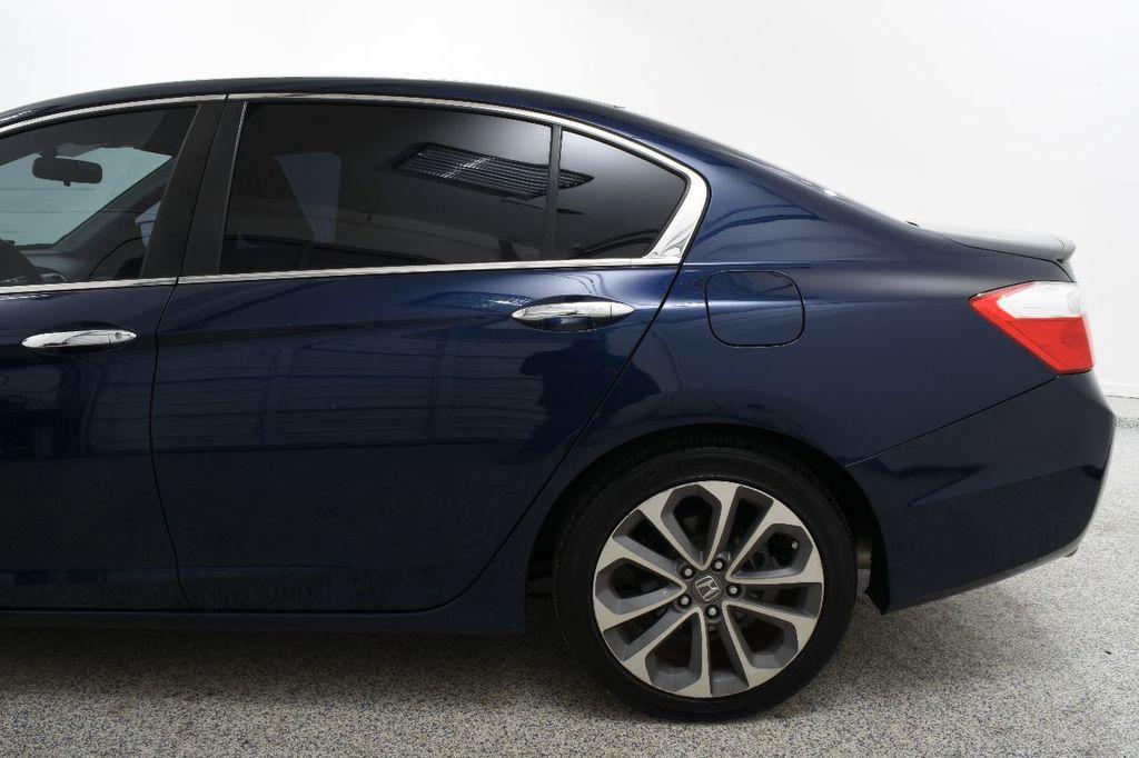 2015 Honda Accord Sedan 4dr I4 CVT Sport - 17263768 - 4