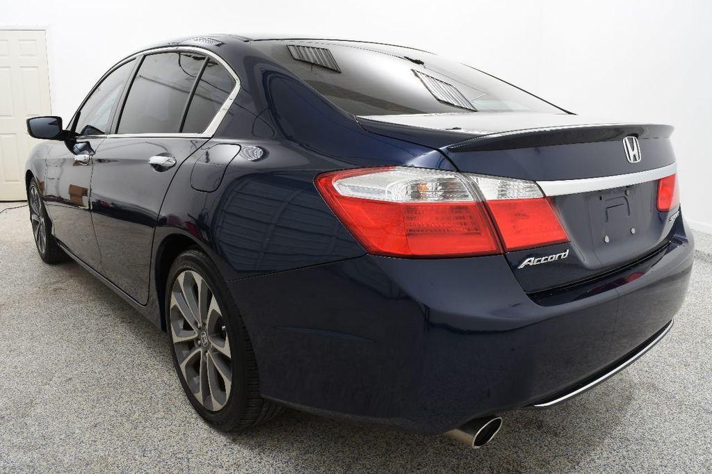 2015 Honda Accord Sedan 4dr I4 CVT Sport - 17263768 - 8