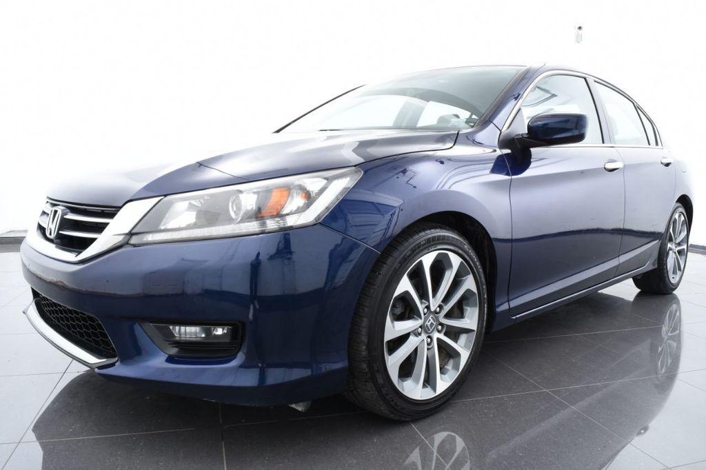 2015 Honda Accord Sedan 4dr I4 CVT Sport - 18007540 - 0