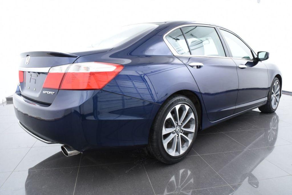 2015 Honda Accord Sedan 4dr I4 CVT Sport - 18007540 - 9