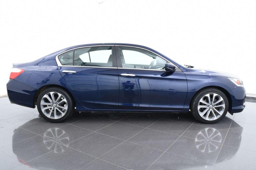2015 Honda Accord Sedan 4dr I4 CVT Sport - 18007540 - 11