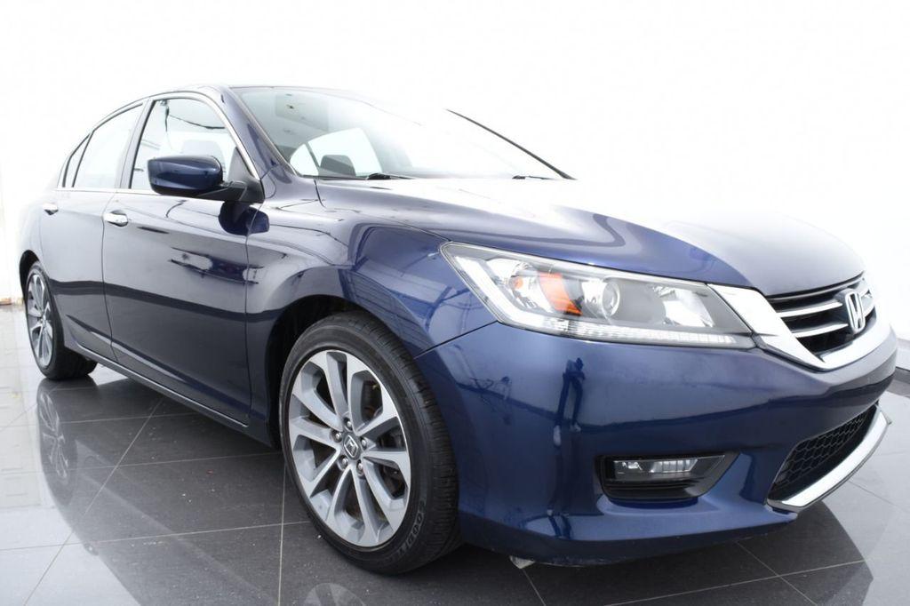2015 Honda Accord Sedan 4dr I4 CVT Sport - 18007540 - 1