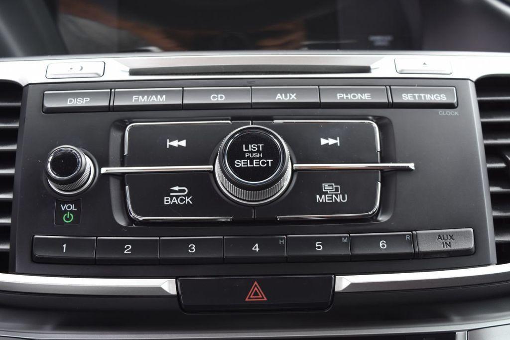 2015 Honda Accord Sedan 4dr I4 CVT Sport - 18007540 - 34