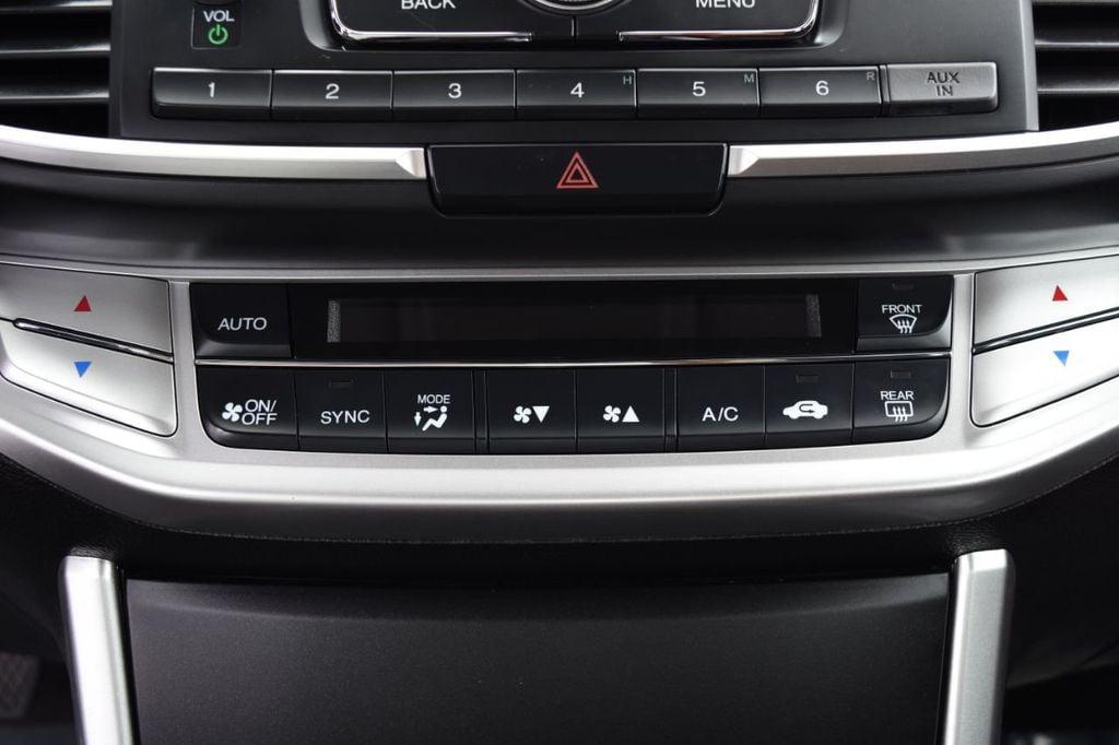 2015 Honda Accord Sedan 4dr I4 CVT Sport - 18007540 - 35
