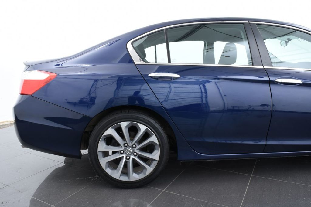 2015 Honda Accord Sedan 4dr I4 CVT Sport - 18007540 - 7