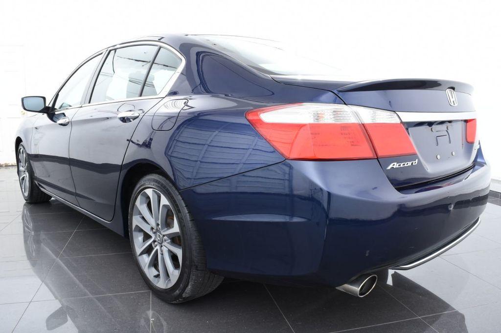 2015 Honda Accord Sedan 4dr I4 CVT Sport - 18007540 - 8