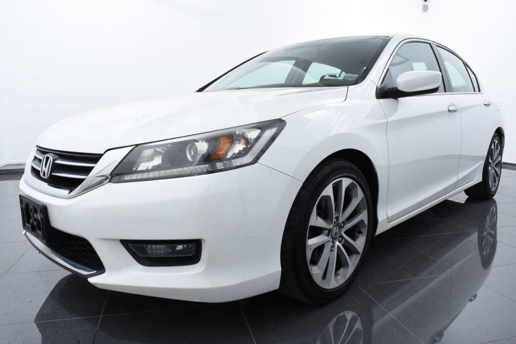 2015 Honda Accord Sedan 4dr I4 CVT Sport - 18032763 - 0