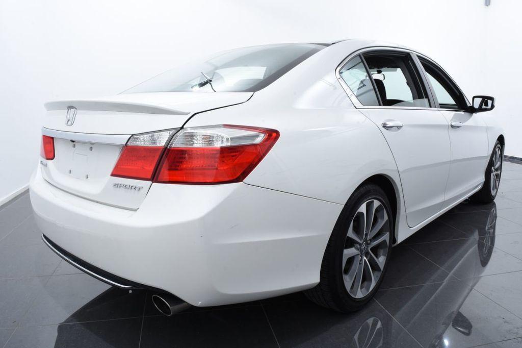 2015 Honda Accord Sedan 4dr I4 CVT Sport - 18032763 - 9