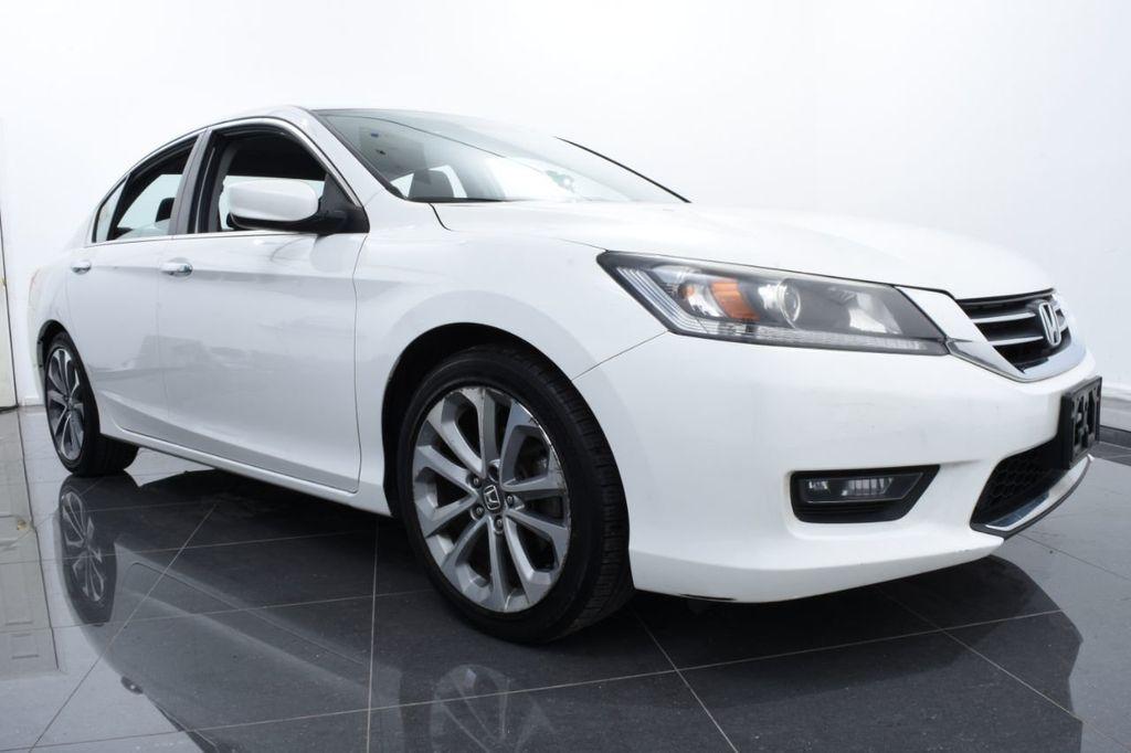 2015 Honda Accord Sedan 4dr I4 CVT Sport - 18032763 - 1