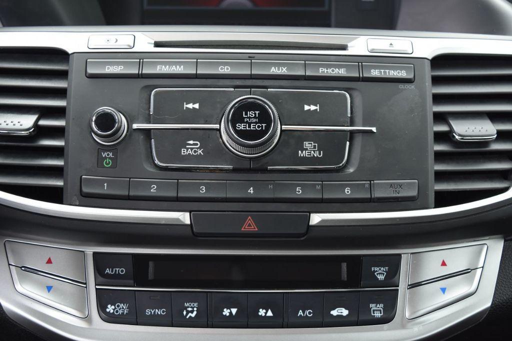 2015 Honda Accord Sedan 4dr I4 CVT Sport - 18032763 - 32