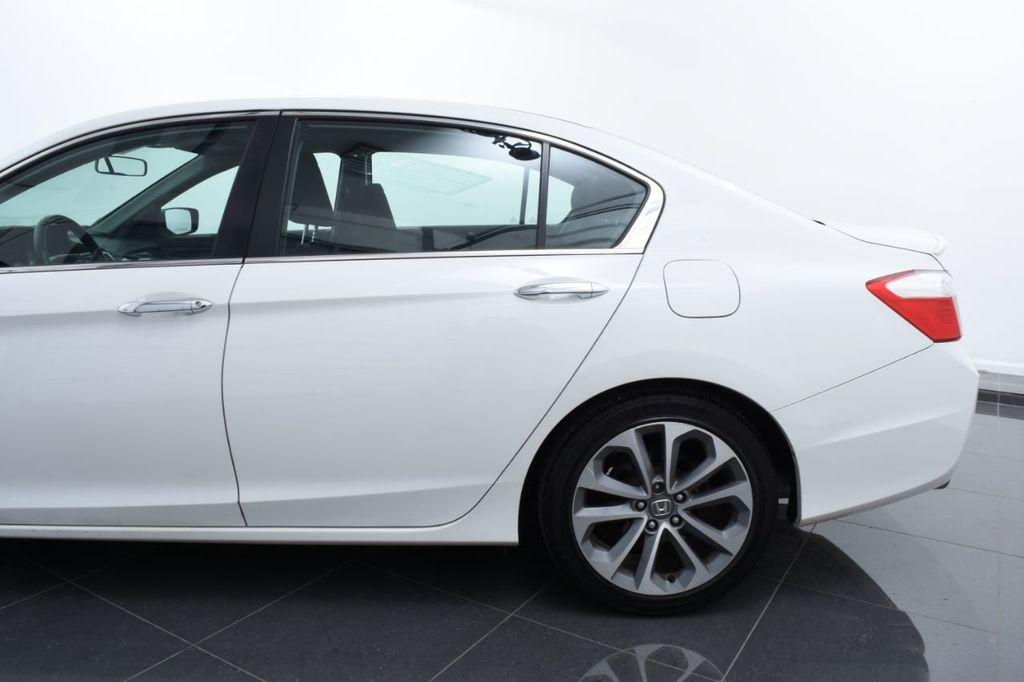 2015 Honda Accord Sedan 4dr I4 CVT Sport - 18032763 - 6