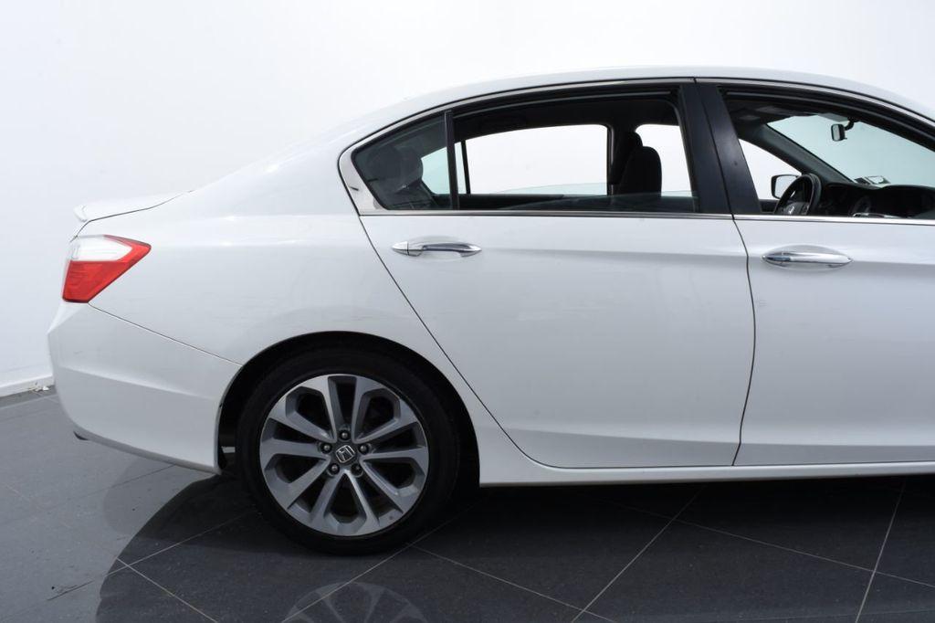 2015 Honda Accord Sedan 4dr I4 CVT Sport - 18032763 - 7