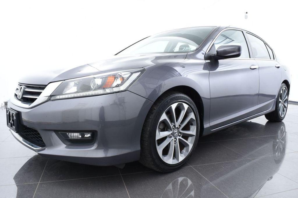 2015 Honda Accord Sedan 4dr I4 CVT Sport - 18032771 - 0