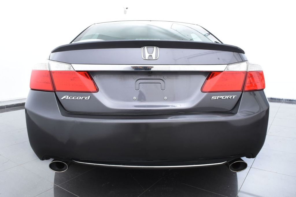 2015 Honda Accord Sedan 4dr I4 CVT Sport - 18032771 - 3