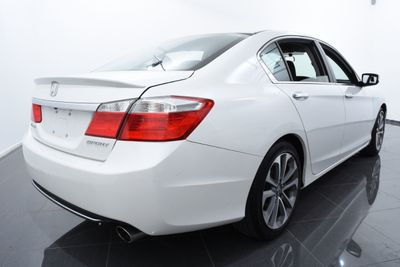 2015 Honda Accord Sedan 4dr I4 CVT Sport - Click to see full-size photo viewer
