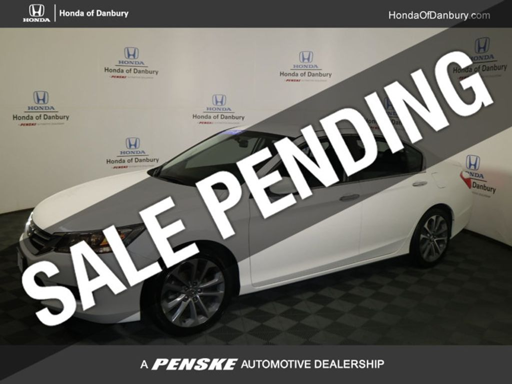 2015 Honda Accord Sedan 4dr I4 CVT Sport - 17768968 - 0