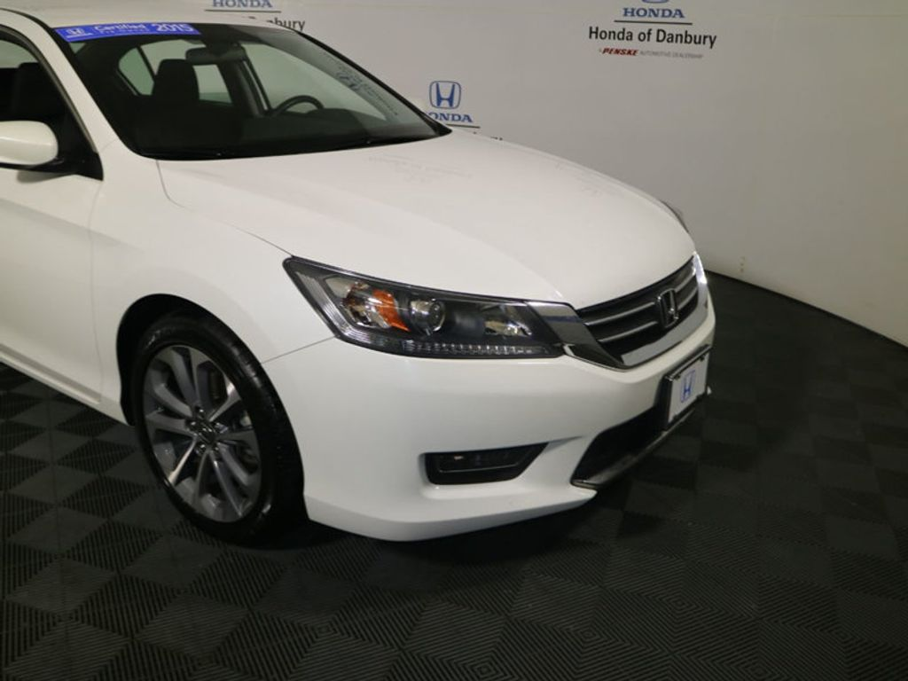 2015 Honda Accord Sedan 4dr I4 CVT Sport - 17768968 - 1