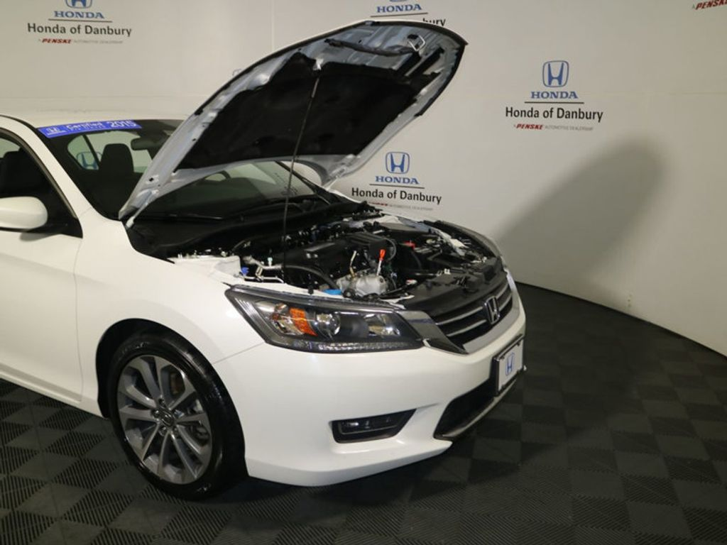2015 Honda Accord Sedan 4dr I4 CVT Sport - 17768968 - 2