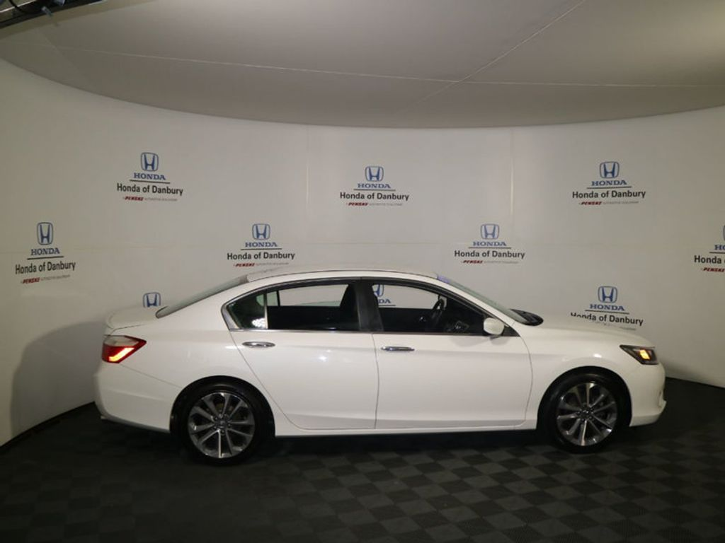 2015 Honda Accord Sedan 4dr I4 CVT Sport - 17768968 - 4