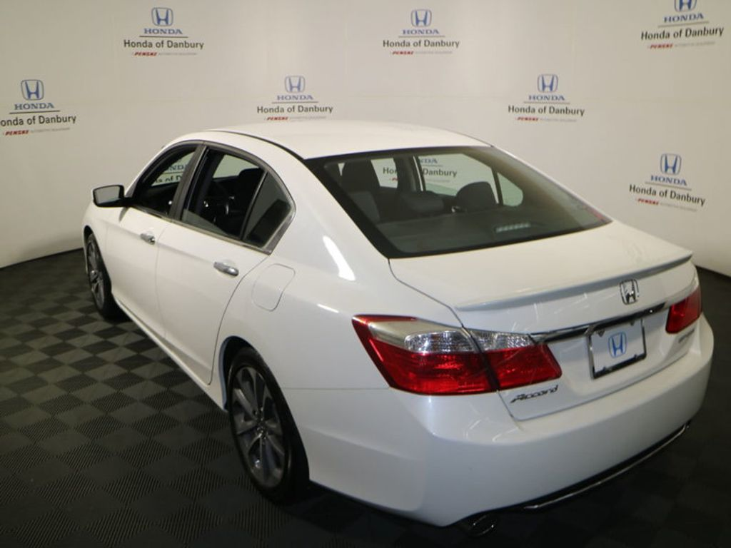 2015 Honda Accord Sedan 4dr I4 CVT Sport - 17768968 - 6