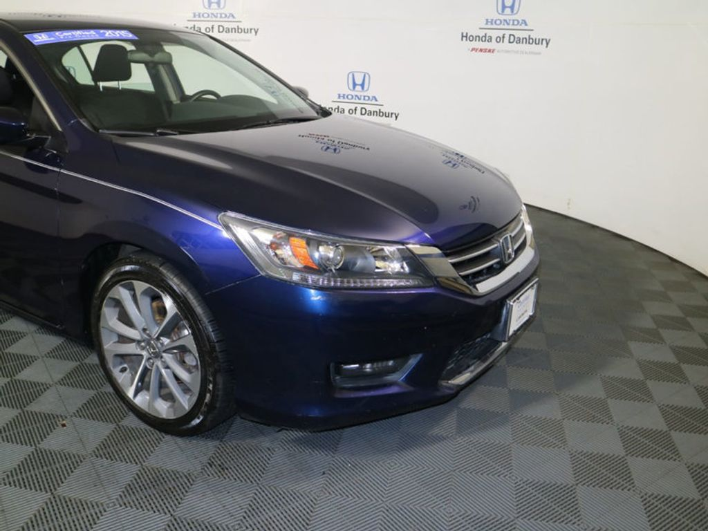 2015 Honda Accord Sedan 4dr I4 CVT Sport - 18074677 - 1
