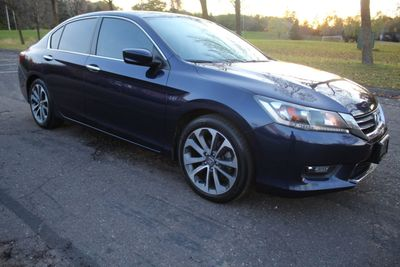 2015 Honda Accord Sedan ONE OWNER SPORT